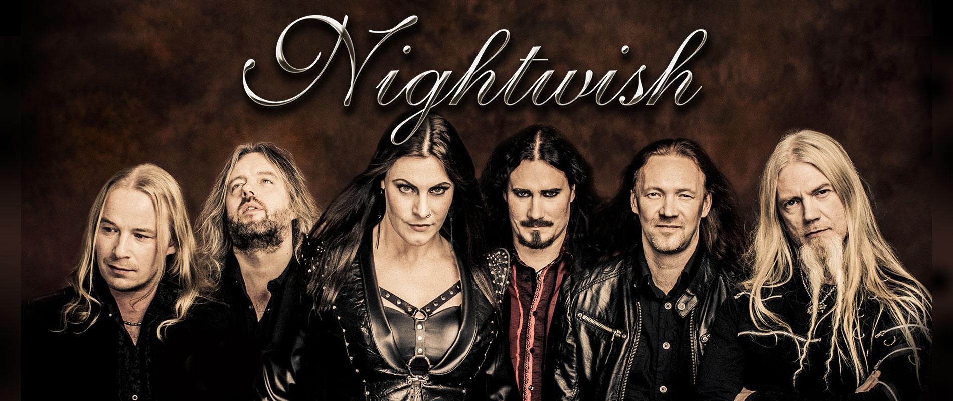 Nightwish 20.8.2016 (la) Himos Park