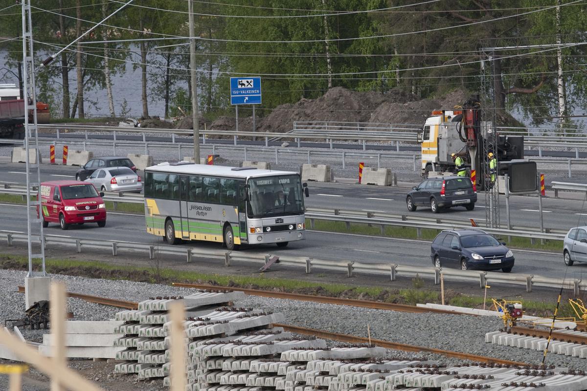 Maaseutubussi Liikenteessä